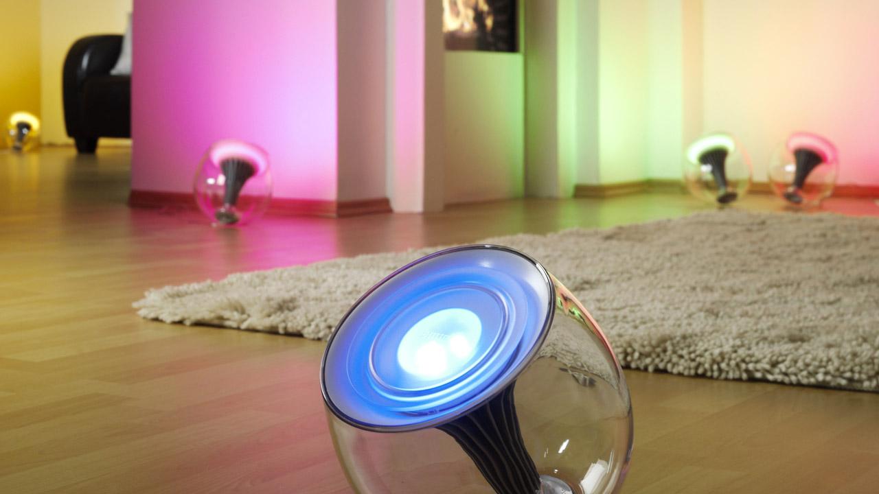 LivingColors é geek e transante
