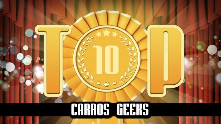 Ultrageek 194 – TOP 10 Carros geeks
