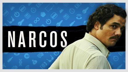 Narcos – A Casa Geek