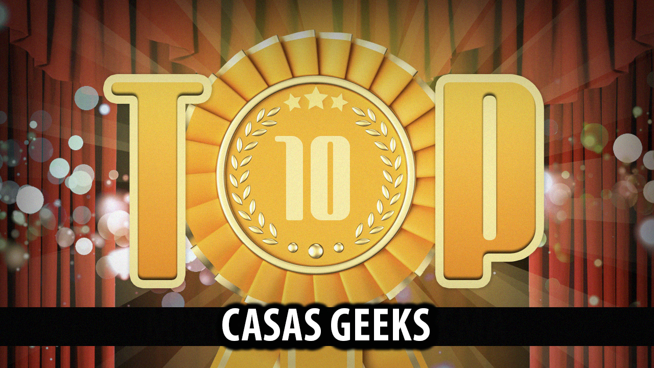 Ultrageek 215 – TOP 10 Casas Geeks