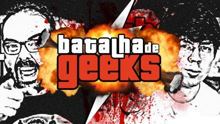 BATALHA DE GEEKS – Fails Wars X Papo de Gordo