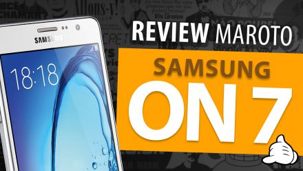 Review Samsung Galaxy On7