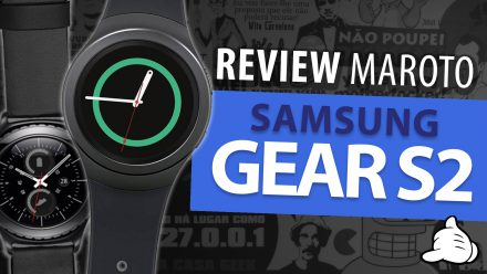 Review Smartwatch Samsung Gear S2