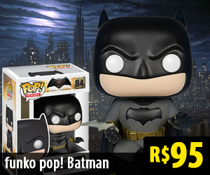 Colecionável Funko Pop! Batman