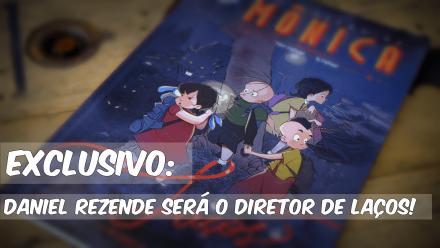 Daniel Rezende será o diretor do filme Laços