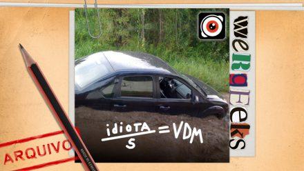Ultrageek 16 (WeRgeeks) – Idiota/Espaço=VDM