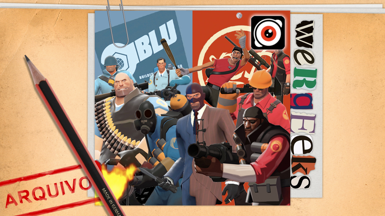 Ultrageek #63 (WeRgeeks) – Team Fortress