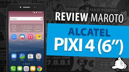 Review Pixi 4 de 6″