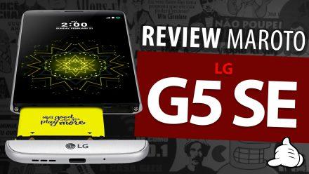 <strong>G5 se</strong> o smartphone modular da LG
