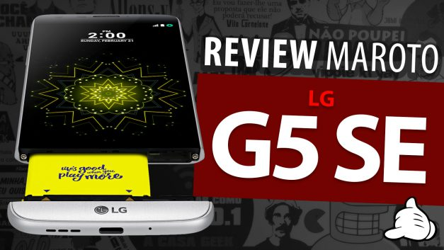 Review LG G5 SE