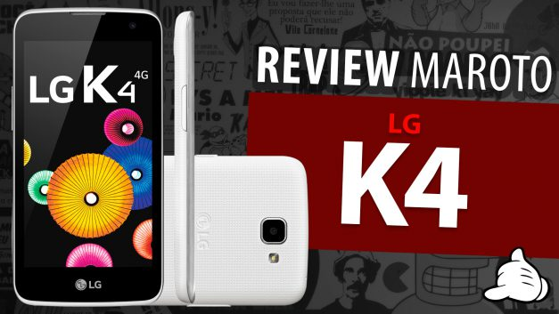 Review LG K4