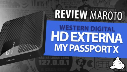 Review HD Externa Passport X