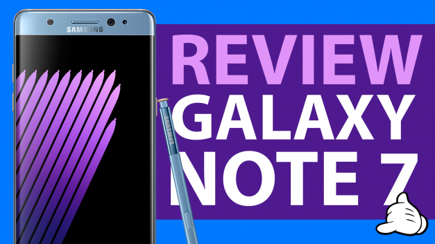 Review do Galaxy Note 7