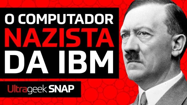 O computador NAZISTA da IBM