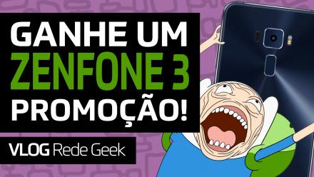 Promoção – Ganhe um ZENFONE 3!!! #Z3NBRASIL