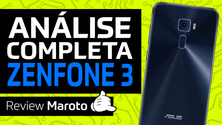 Review completo Zenfone 3