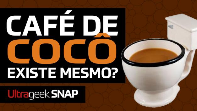 CAFÉ de COCÔ é o MAIS CARO do MUNDO!