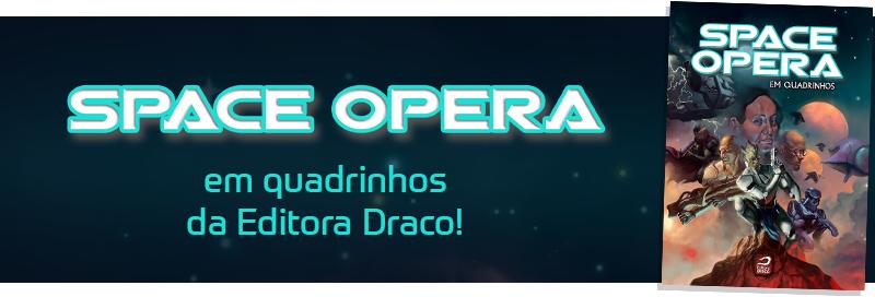 Space Opera - Editora Draco