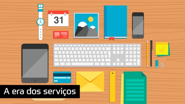 A era dos serviços