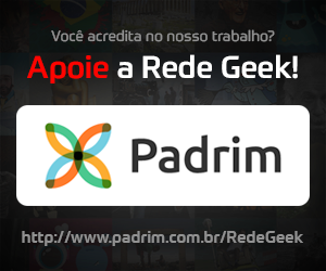 Apoie a Rede Geek