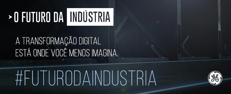 GE - Futuro da indústria