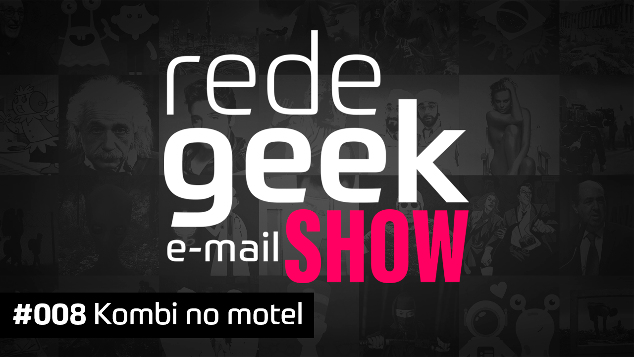 E-mail Show #008 – Kombi no motel