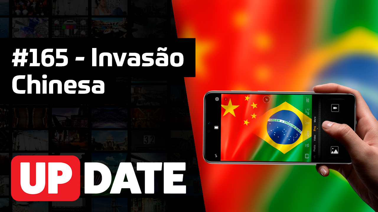 UPDATE 165 - Invasão chinesa