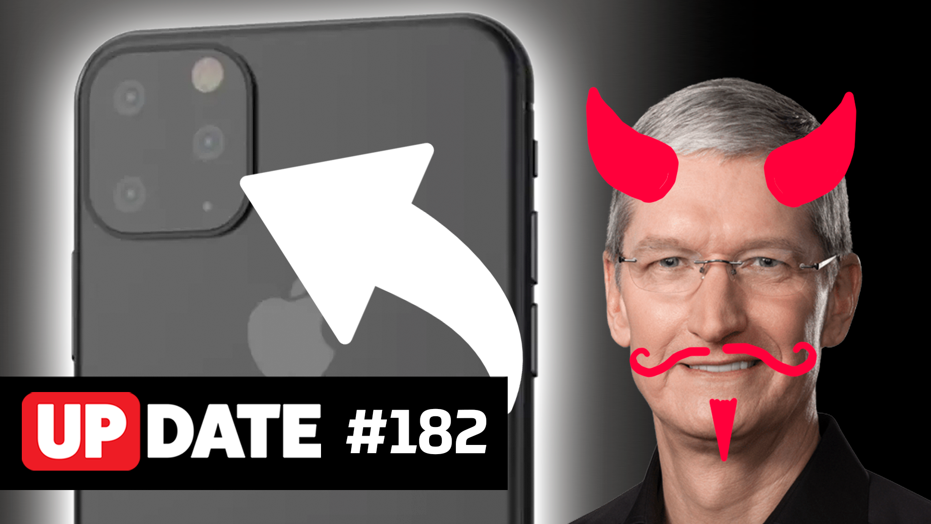 Update 182 – Rumores do iPhone 11