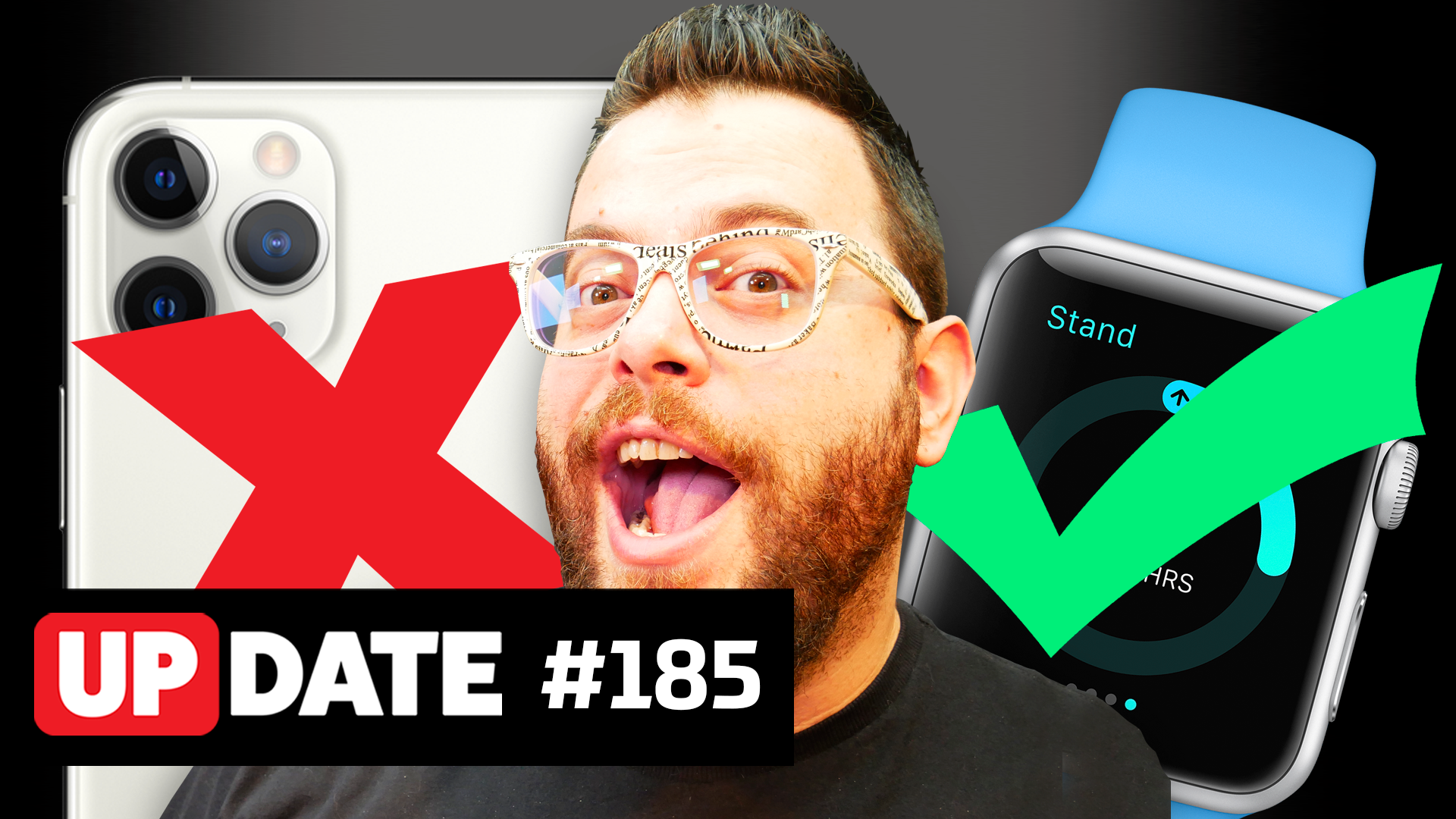 Update 185 – Erros e acertos da Apple