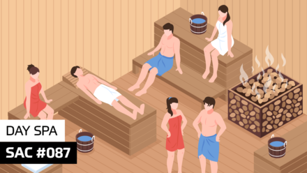 SAC 087 – DAY SPA