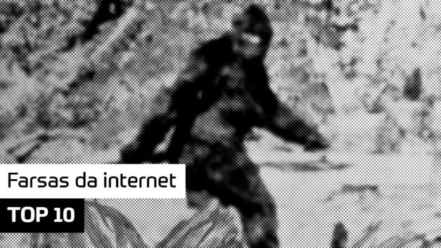 TOP 10 – Farsas da internet
