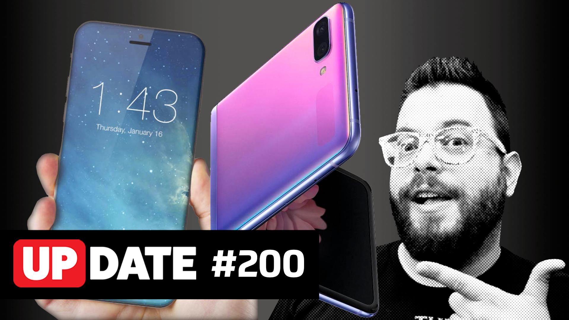 Update 200 - Os novos celulares de 2020
